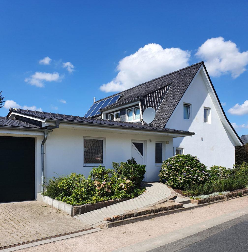 Modernisiertes Haus verkaufen Pinneberg
