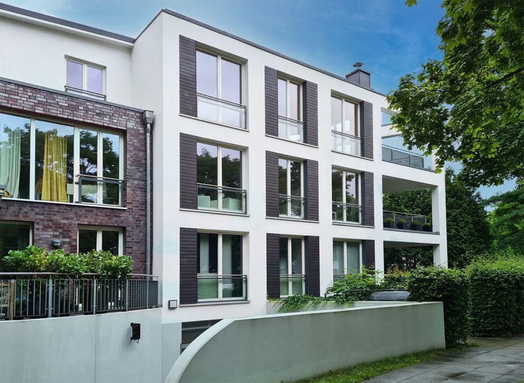 Neubauwohnungen in Hamburg