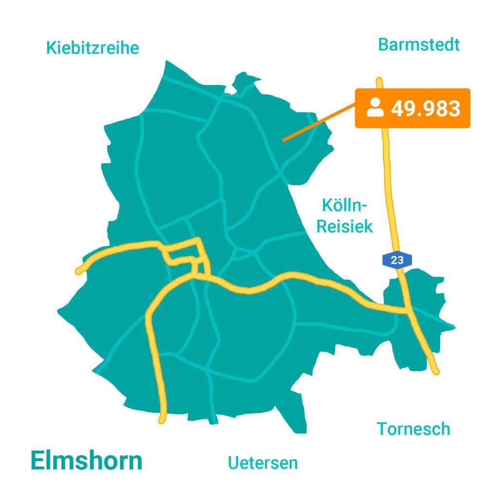 elmshorn karte 1